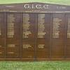 Batting,Bowling Award winners 1925 to 1954<br /> Glen Iris Cricket Club
