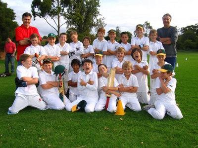 2004/05 Under 10's