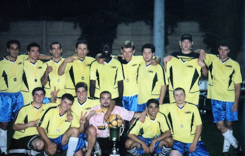 DIVISION I CUP CHAMPIONS - RICHVIEW UTD