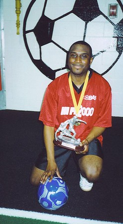 WINTER INDOOR CHAMPIONSHIP MAN-OF-THE-MATCH - Anton Christophe (AC STRIKERS)