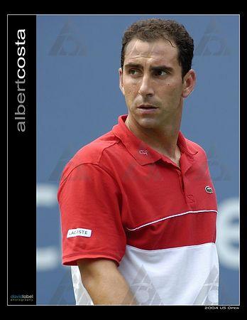 2004 US Open - Costa, Albert (ESP)
