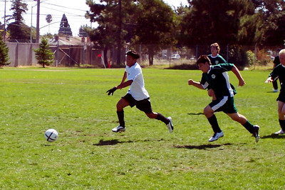 Men's Soccer (Fall 2005)