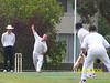 Robin Ferguson bowling<br /> 3rd Division ODC<br /> Glen Iris V Clifton Hill
