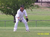 Ross Ferguson behind the stumps<br /> 3rd Division ODC<br /> Glen Iris V Clifton Hill