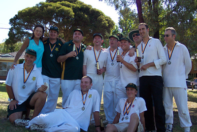 2005/2006 Fourth  XI Grand-Final D Synthetic