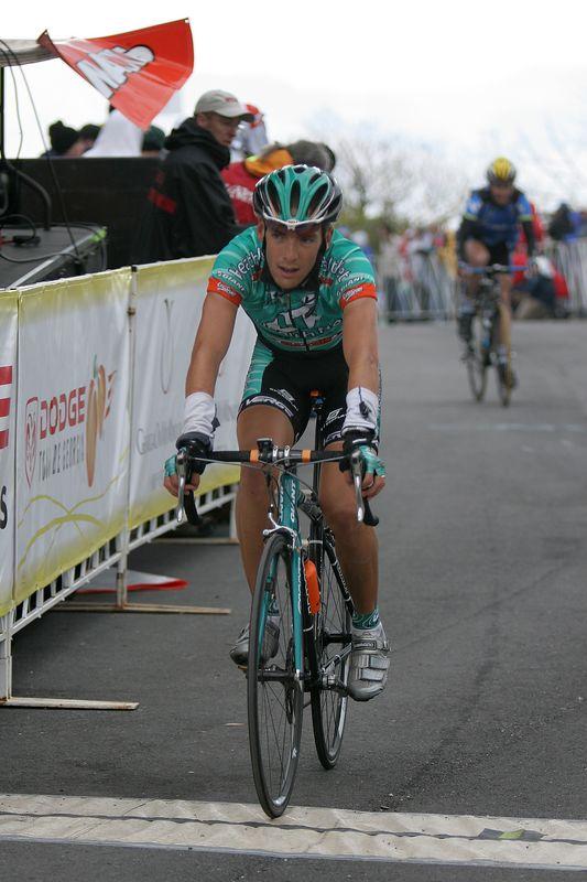 USA, Georgia, GA, Brasstown Bald, Tour de Georgia , Stage 5, Finish Line,