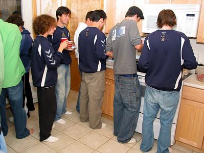 2005 EHS Soccer Dinner