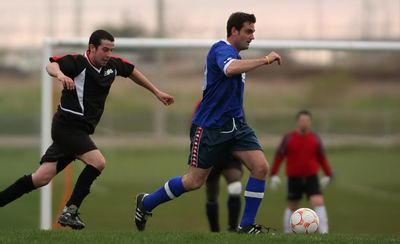 THE A-TEAM FC vs. B.M.A.