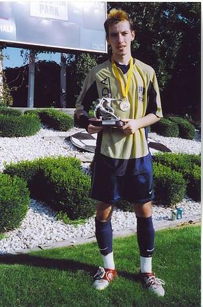 BAS CUP CHAMPIONSHIP Man-Of-The-Match:  Mark Burns (ARMADA I)