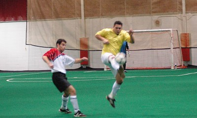 WINTER INDOOR DIVISION I CHAMPIONSHIP FINAL - BARCELONA vs. ARMADA I