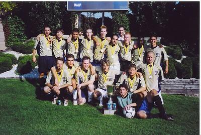 BAS CUP CHAMPIONS - ARMADA I