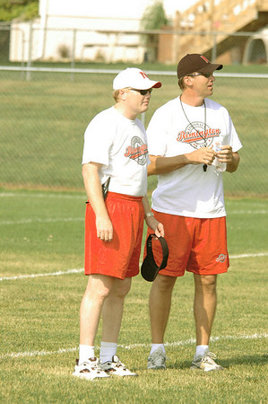 2005 Rimington Football Camp