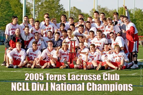 2004-2005 Univ MD Club Lax