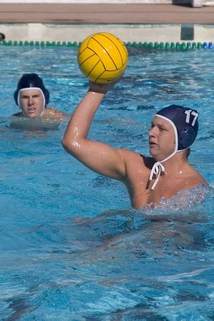 2005_10_30 Men's Water Polo vs Chapman