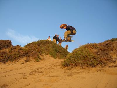 2006-07-23 Sandboarding in Monterey