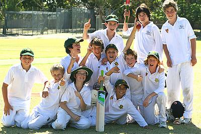 2006/2007 Juniors Grand-Final Under 12 A