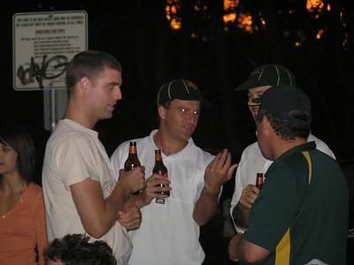 2006/07 Most Valuable Player  Vote Count Night 3/3/2007 Scott Rojko giving some bowling tips