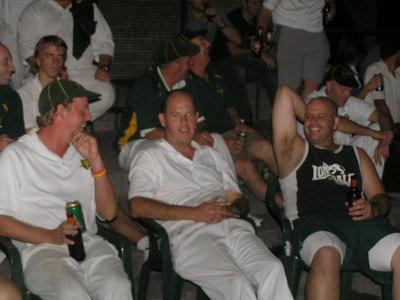 2006/07 Most Valuable Player  Vote Count Night 3/3/2007 Adam Lane,David Long & Michael Harvey