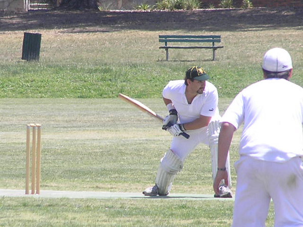 George Koumantatakis 167x V Burwood Uniting Canterbury<br /> B1 Synthetic 2/12/2006