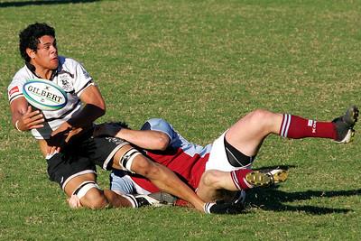 Rugby, Uni v Souths, 1-7-06