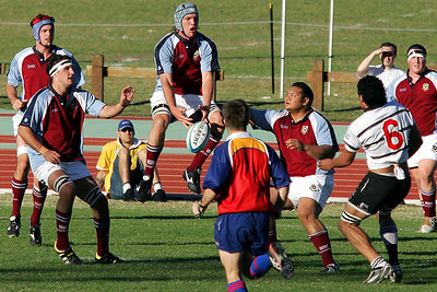 Rugby, Uni v Souths, 1 July 2006