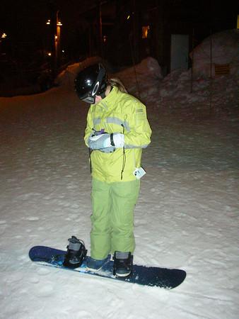 2006 December 6 - Snoqualmie Pass