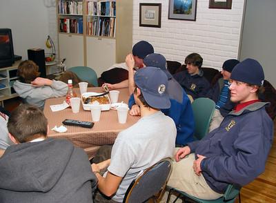 2006 EHS Hockey Team Dinner