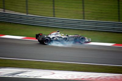 2006 F1 China GP - Shanghai Sunday