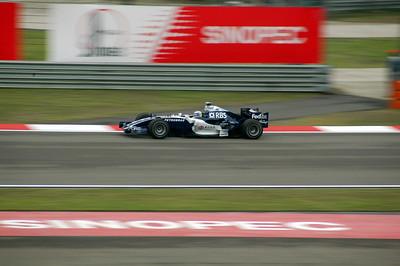 2006 F1 China GP - Shanghai Saturday