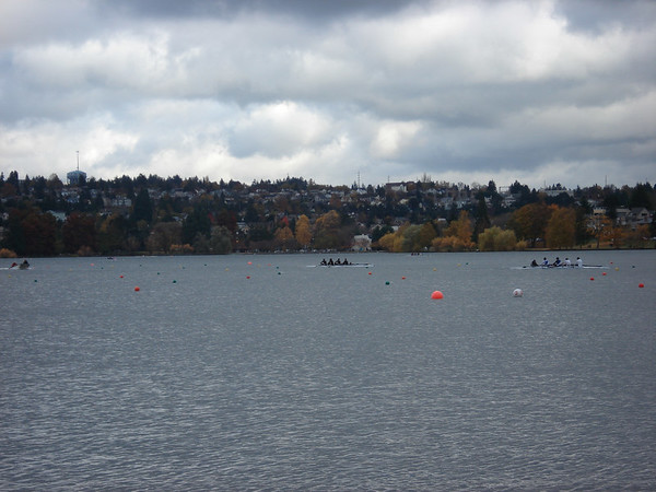 2006 Frostbite Regatta, Greenlake, Seattle