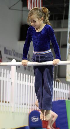 2006 Gymnastics Practice