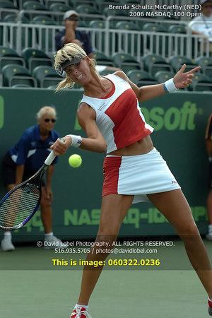 2006 NASDAQ-100 - Brenda Schultz McCarthy (NED)
