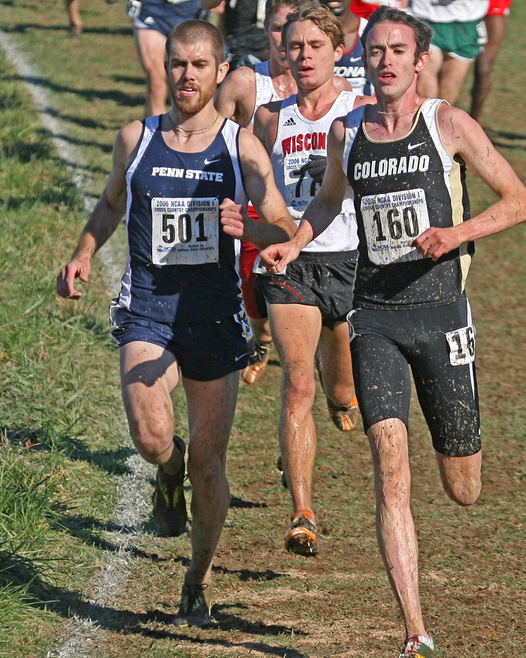Dan Mazzocco, Penn State #501 finished 31st overall.