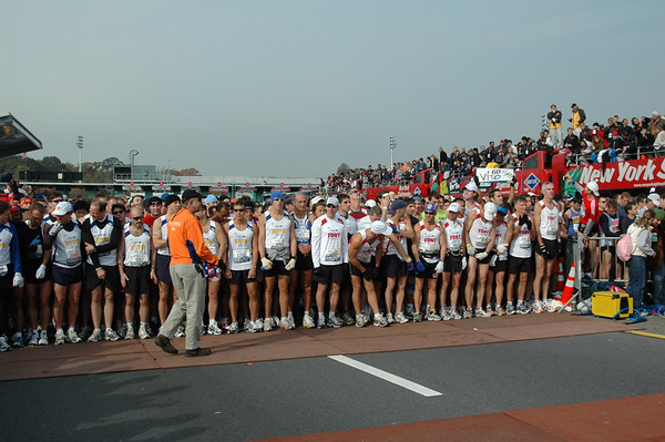 2006 NYC Marathon
