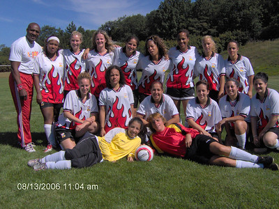 BAS FIREBALL - 2006 Kicks For Cancer Finalists