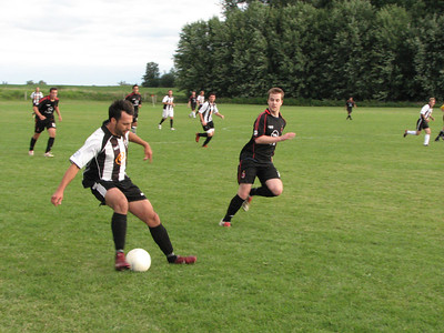 DIV I ACTION (SNIPERS FC vs. AC STRIKERS)