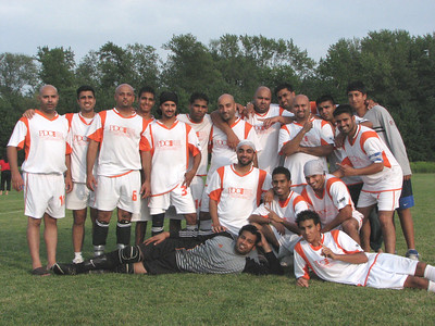 DIVISION IIC PLAYOFF CHAMPIONS - WOLFPACK FC