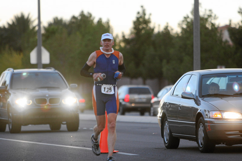 Lance doesn't know marathon pain.  I do.
