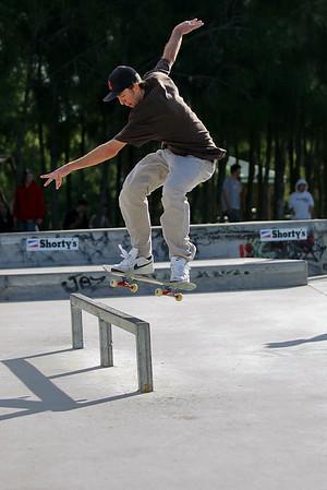 Skateboarding - Coorparoo, 24 June 2006