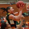 Globe/T. Rob Brown<br /> MSSU's Robin Kantin (20) goes up for two against PSU defenders during Wednesday night's game, Jan. 11, 2006, at PSU's John Lance Arena.<br /> Section: Sports Story: Ryan