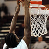 Globe/T. Rob Brown<br /> Joplin's Ashton Glover (32) almost makes a slam dunk attempt against Bentonville during Tuesday night's game, Dec. 19, 2006, at Joplin.<br /> Section: Sports
