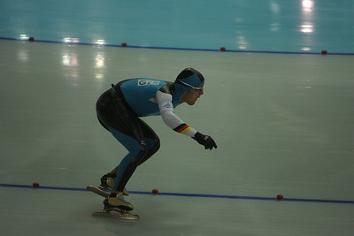 Men's 1500 Final Rankings Gold Medal 1 Enrico Fabris  ITA 1:45.97 Silver Medal 2 Shani Davis USA 1:46.13 Bronze Medal 3 Chad Hedrick USA 1:46.22