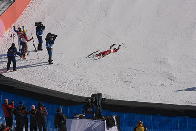 Gold medal Kjetil Andre Aamodt  NOR 1:30.65 Silver Medal Hermann Maier AUT 1:30.78 Bronze Medal Ambrosi Hoffmann SUI 1:30.98