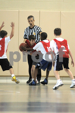 Game 2 -  4th Grade (Tigers v Red Heat)