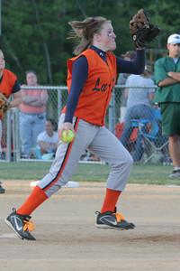 IMG_66463Lee-Davis pitcher Melanie Hazelwood