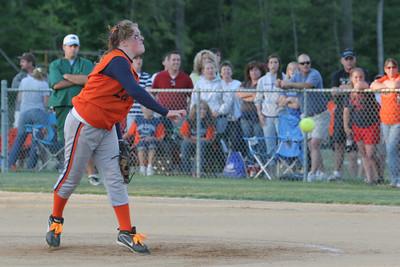 IMG_66465Lee-Davis pitcher Melanie Hazelwood