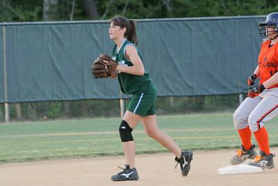 IMG_66492Lee-Davis shortstop Chelsea Mitchell & Hanover 2B Lauren Brummell