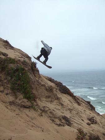 2007-05-27 Sandboarding Monterey