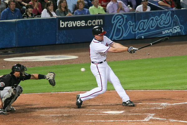 3B Chipper Jones