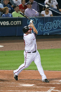 Brayan Pena, pinch-hitting for catcher Brian McCann, had 2 hits in 4 at-bats and 3 RBIs.